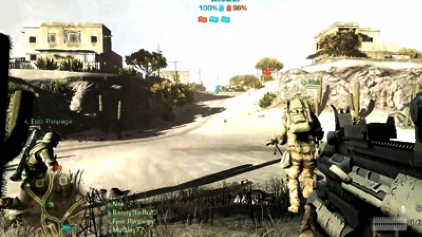 Battlefield: Bad Company 2 - Moments Trailer 1