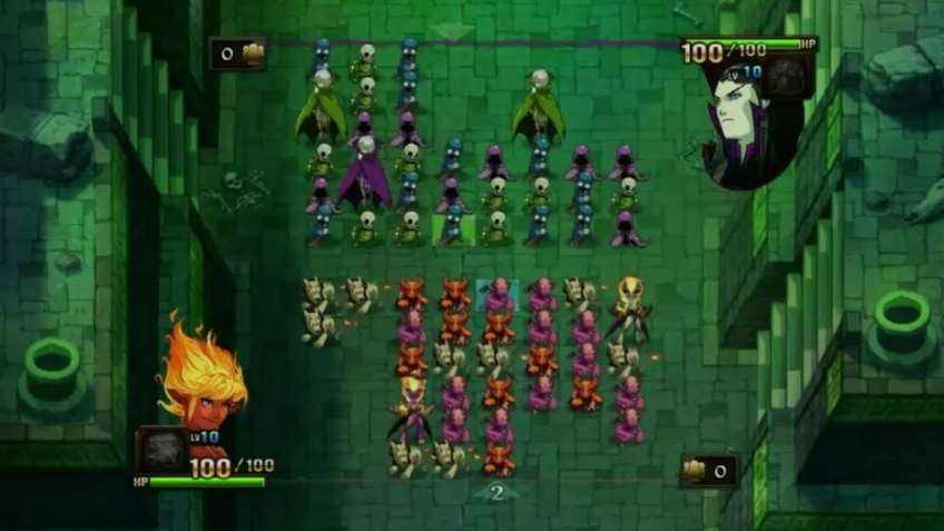 Might and Magic: Clash of Heroes - Basic Tactics Trailer