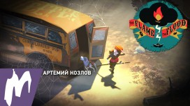 Live-обзор The Flame in the Flood от «Игромании»