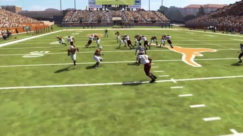 NCAA Football 12 - Zone Defense Changes Trailer