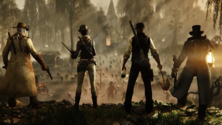 HUNT: Horrors of the Gilded Age - E3 2014 Trailer