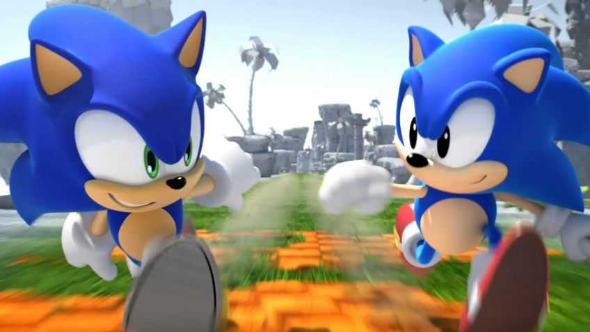 Sonic Generations - Gameplay Trailer