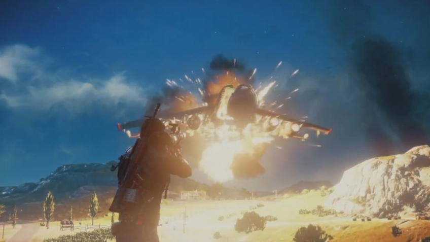 Just Cause 3 - Burn It Trailer