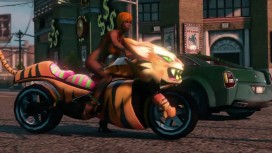 Saints Row: The Third - Genki Girl DLC Trailer