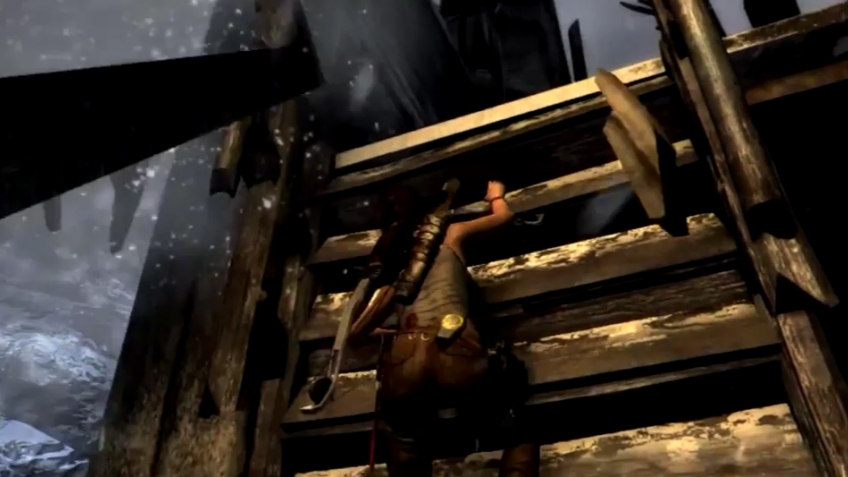 Tomb Raider (2013) - Scaling The Ziggurat Trailer