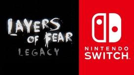 Layers of Fear Legacy - Трейлер про версию для Switch