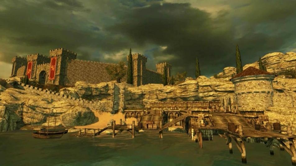 The First Templar - gamescom 2010 Trailer