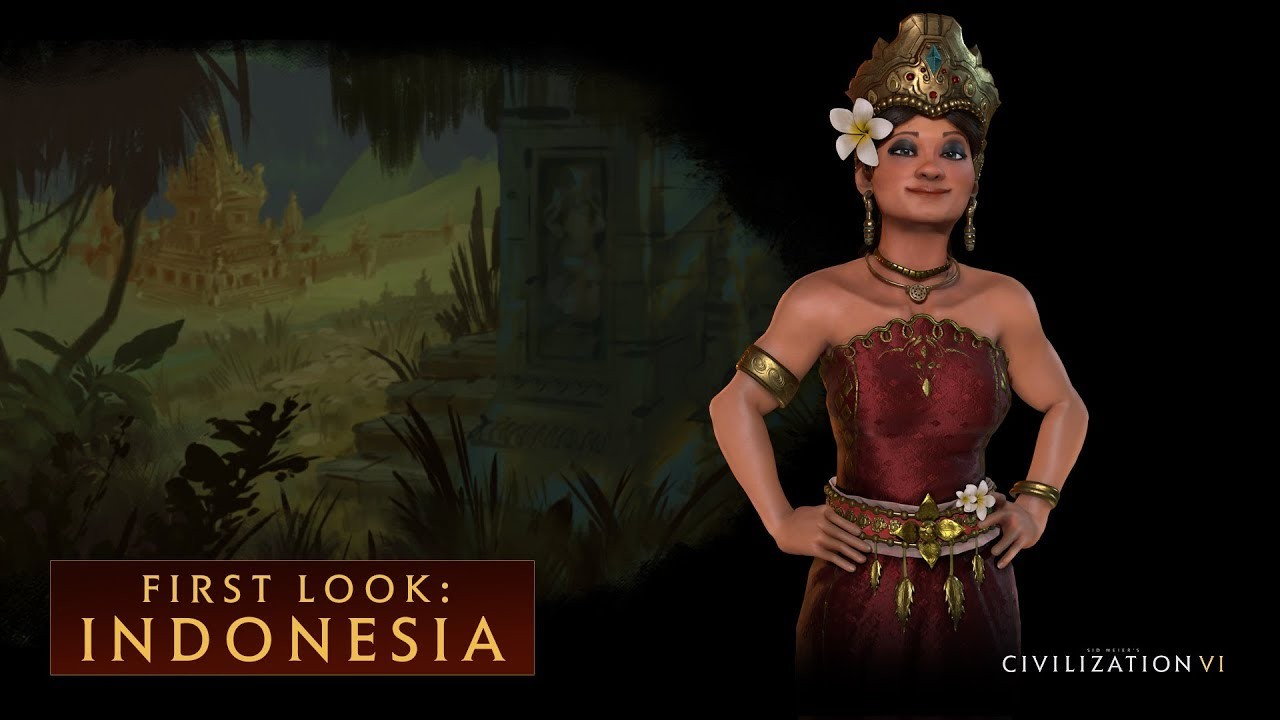 Sid Meier's Civilization6. Трейлер про Индонезию