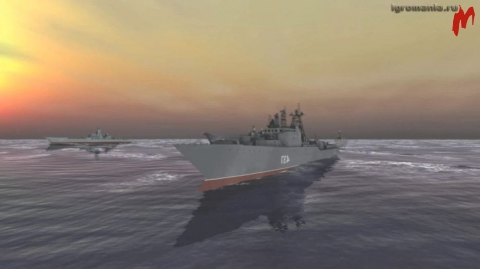 Naval War: Arctic Circle - Video Dev Diary1 (с русскими субтитрами)