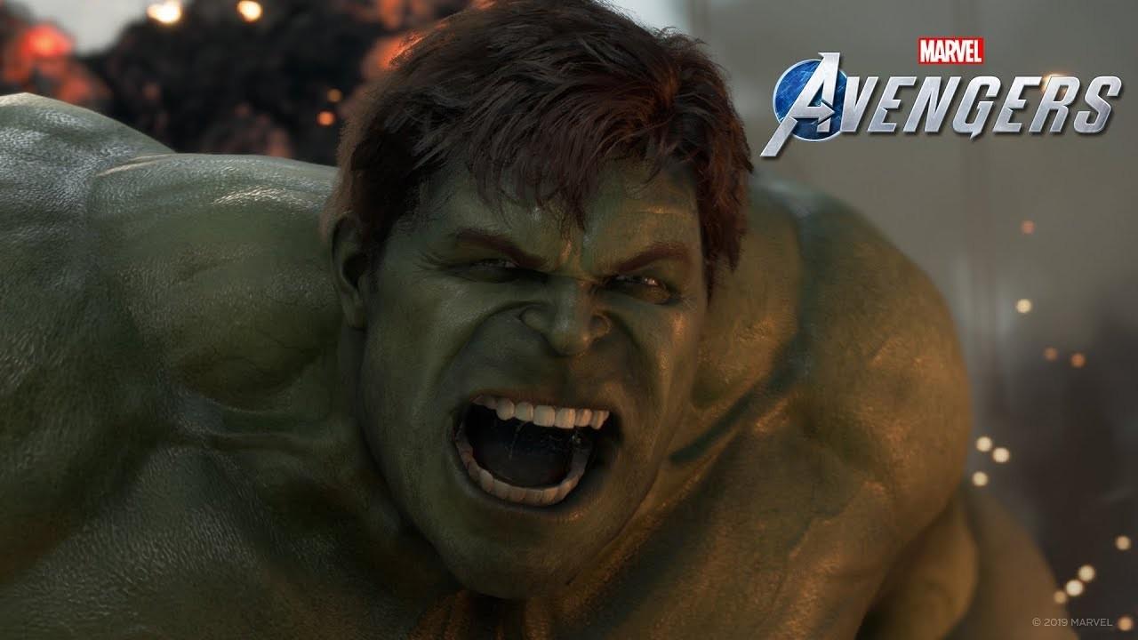 Marvel's Avengers. Геймплейное видео с gamescom 2019