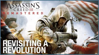 Assassin's Creed III Remastered. Новая революция