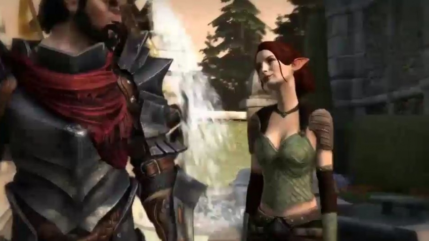 Dragon Age 2: Mark of the Assassin - Launch Trailer