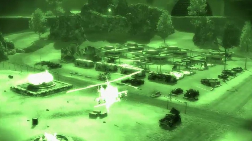 Toy Soldiers: Cold War - E3 2011 Trailer