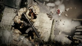 Medal of Honor: Warfighter - Начало игры