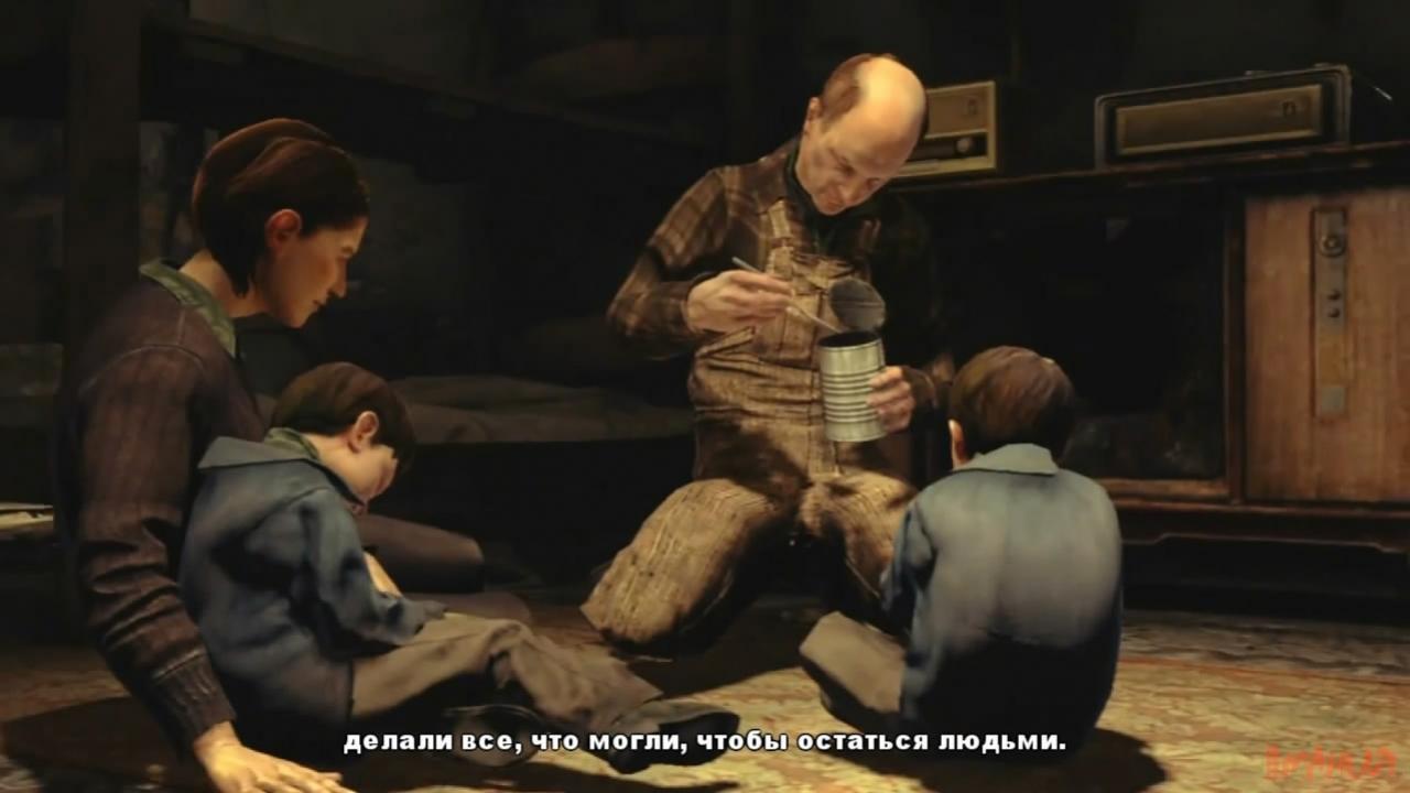 Resistance3 - Трейлер No Mercy (с русскими субтитрами)