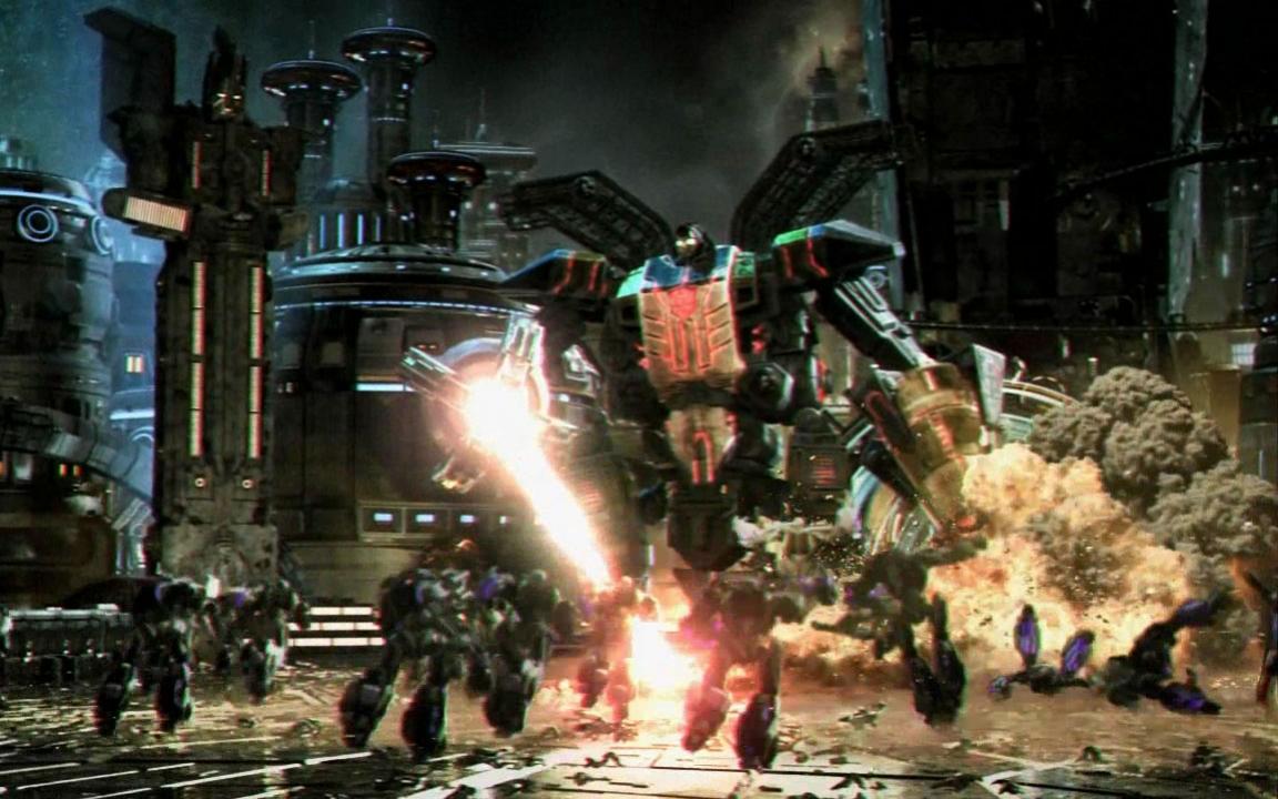 Transformers: War for Cybertron - Trailer2