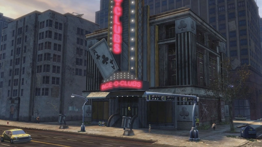 DC Universe Online - Travelogue Suicide Slums Trailer