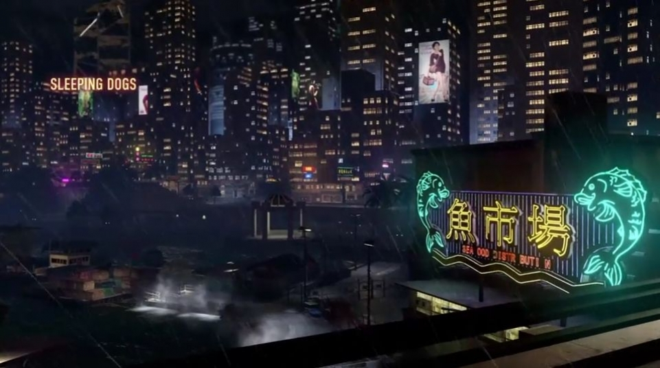 Sleeping Dogs - PC Showcase Trailer