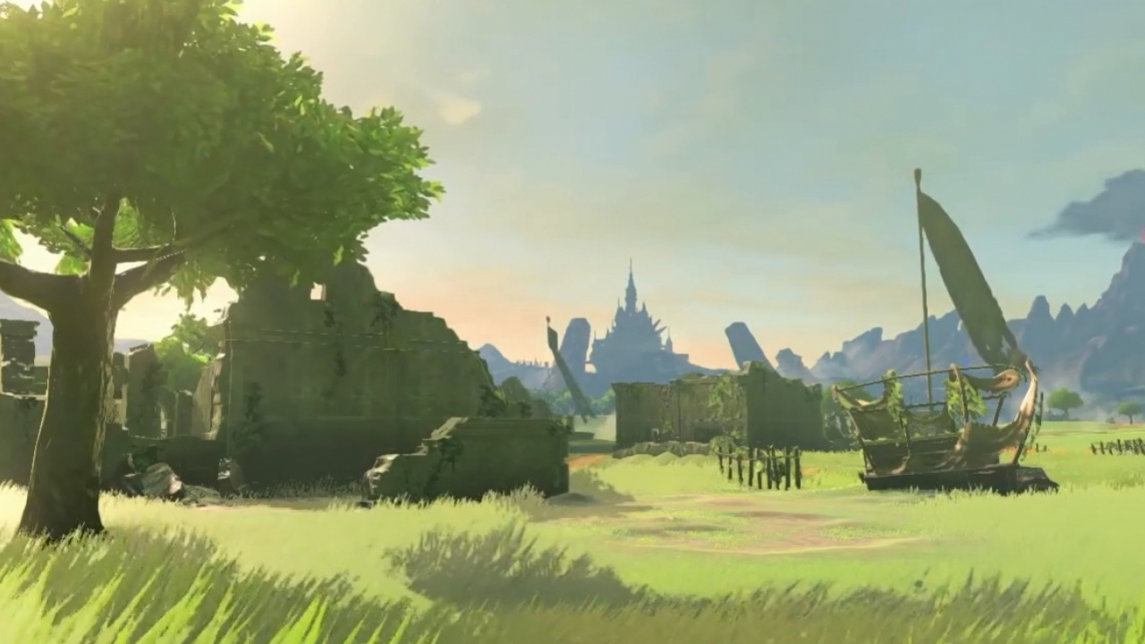 The Legend of Zelda: Breath of the Wild - Weather Traile