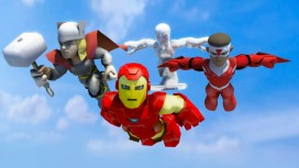 Marvel Super Hero Squad: The Infinity Gauntlet - Comic-Con 2010 Trailer