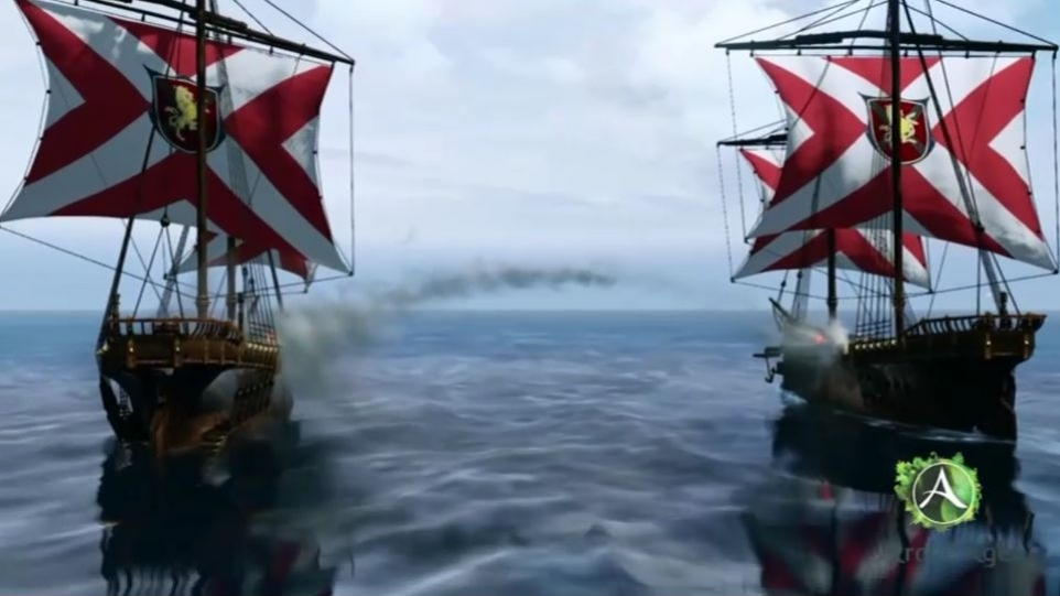 ArcheAge - Naval Battles Trailer