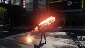 inFamous: Second Son - Photo Mode Gameplay Video