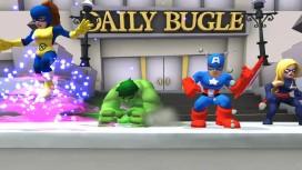 Super Hero Squad Online - Comic-Con 2010 Trailer