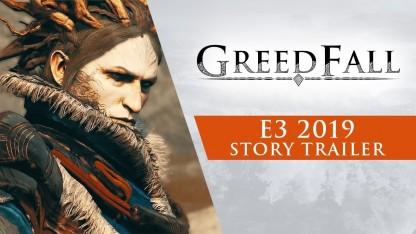 GreedFall. Е3 2019 Trailer