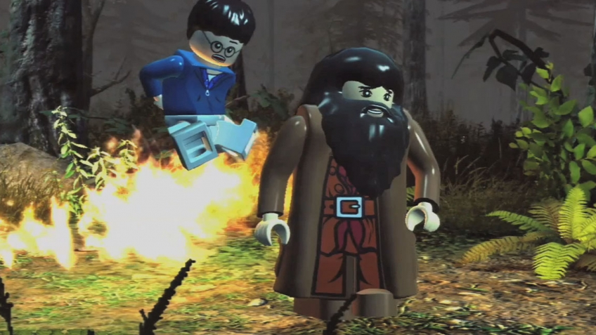 LEGO Harry Potter: Years 1-4 - Year 4 Trailer