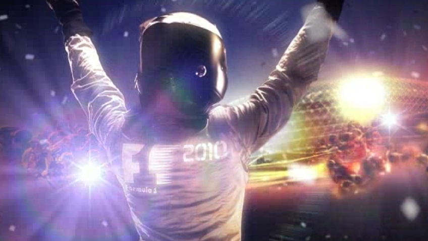 F1 2010 - Launch Trailer