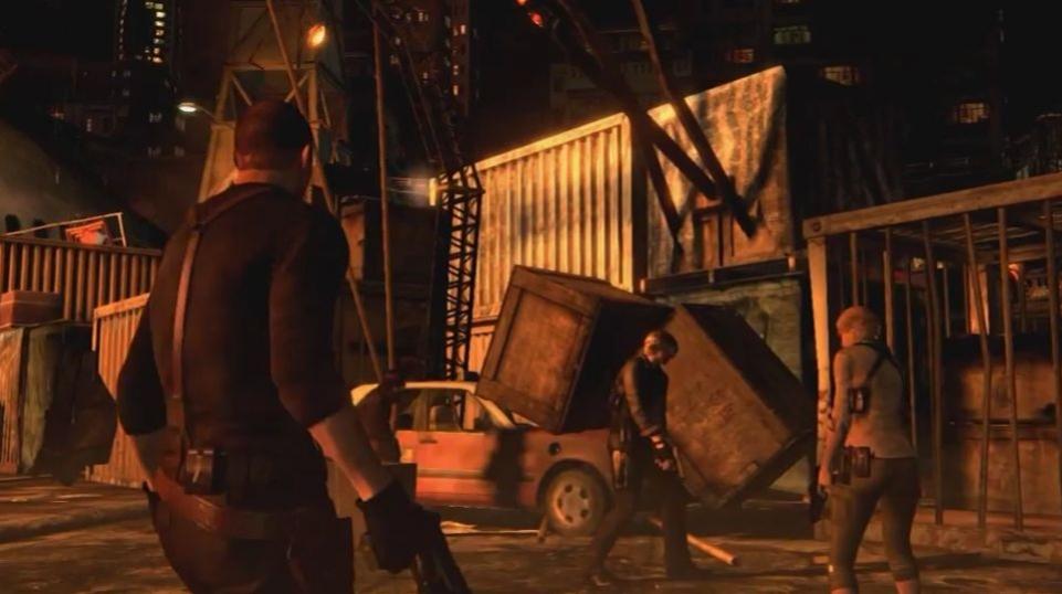 Resident Evil6 - Comic-Con 2012 Jake Muller Trailer
