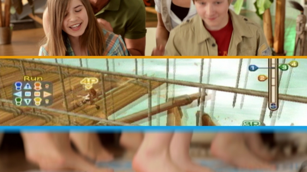 Family Trainer - Treasure Adventure - Level Up 2010 Trailer