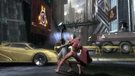 Injustice: Gods Among Us - Comic Con 2012 Trailer