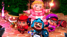 Fat Princess: Невероятные приключения - Обзор