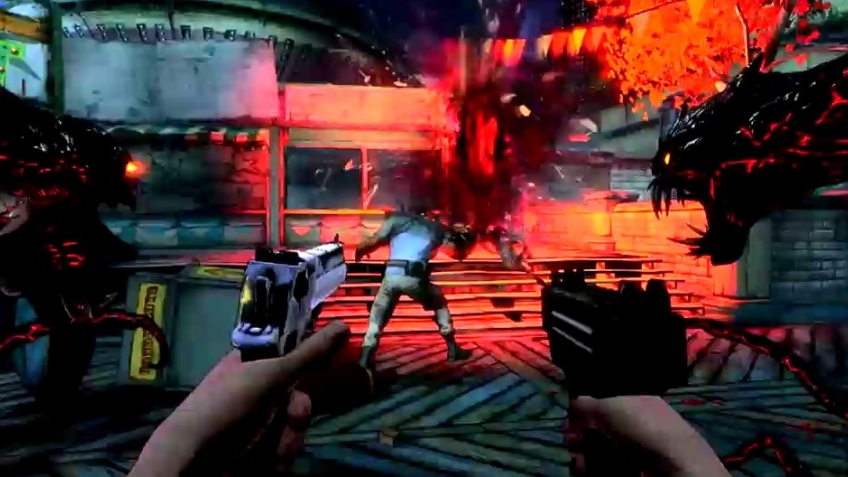 The Darkness2 - Black Hole Trailer