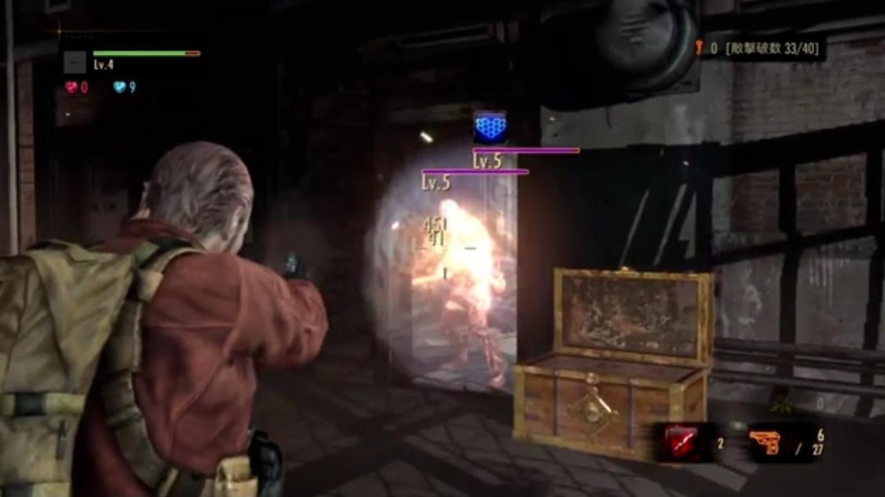 Resident Evil: Revelations2 - Gameplay Video