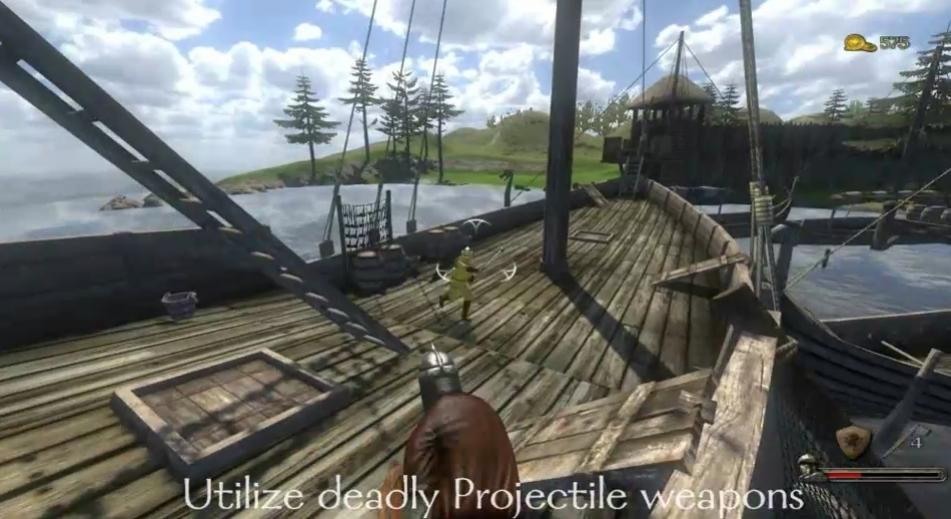 Mount & Blade: Warband - Tutorial Trailer5