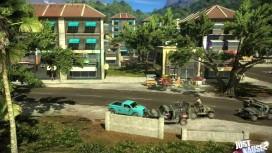 Just Cause 2 - The Island of Panau Trailer (русская версия)