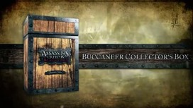 Assassin's Creed 4: Black Flag - Buccaneer Edition Unboxing Video