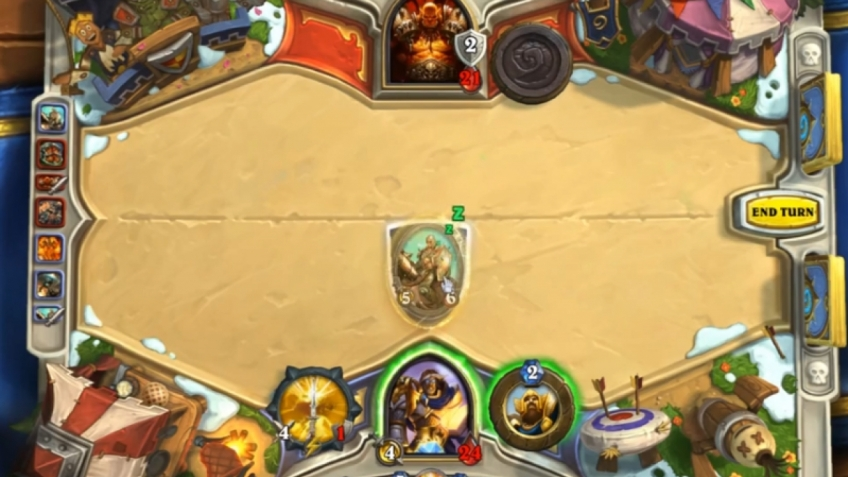 Hearthstone - The Grand Tournament – Jousting