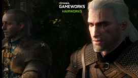 Ведьмак 3: Дикая охота - NVIDIA GameWorks Video
