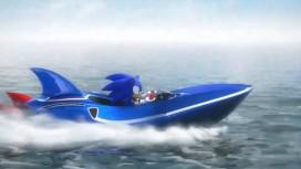 Sonic & SEGA All-Stars Racing — Transformed - Announcement Trailer