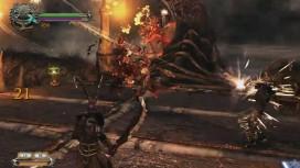 Dante's Inferno - Геймплейные кадры5