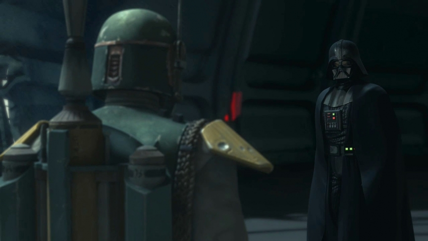 Star Wars: The Force Unleashed 2 - Boba Fett Trailer