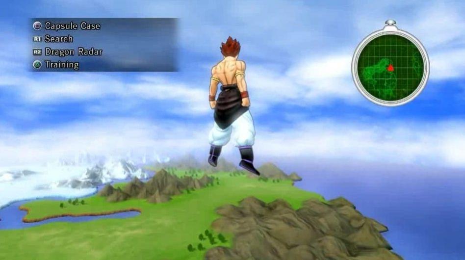 Dragon Ball Z: Ultimate Tenkaichi - Skills and Training Trailer