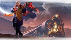 Street Fighter5. Трейлер про Zeku