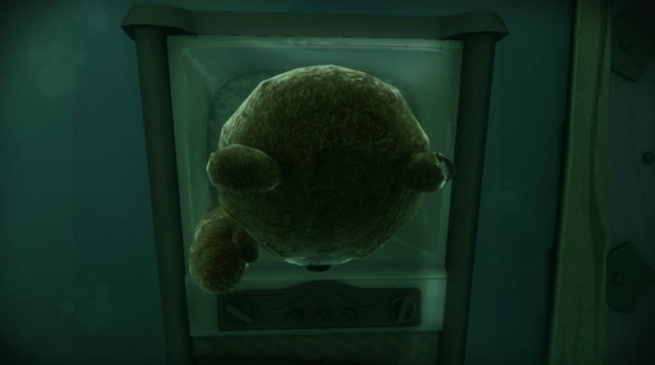 Naughty Bear - Horror Trailer