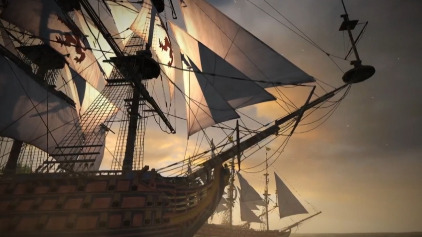 Assassin's Creed 4: Black Flag - Pirate Heist Trailer