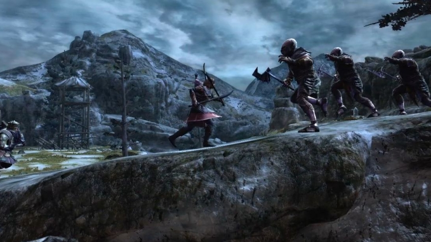 The Lord of the Rings: War in the North - Brutal Combat Trailer