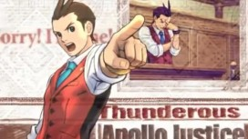 Apollo Justice - Ace Attorney Trailer
